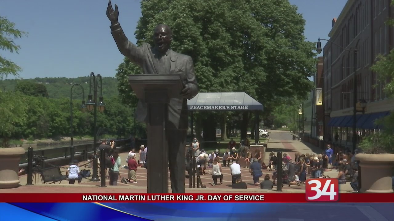 National Martin Luther King Jr. Day celebrated with acts of kindness