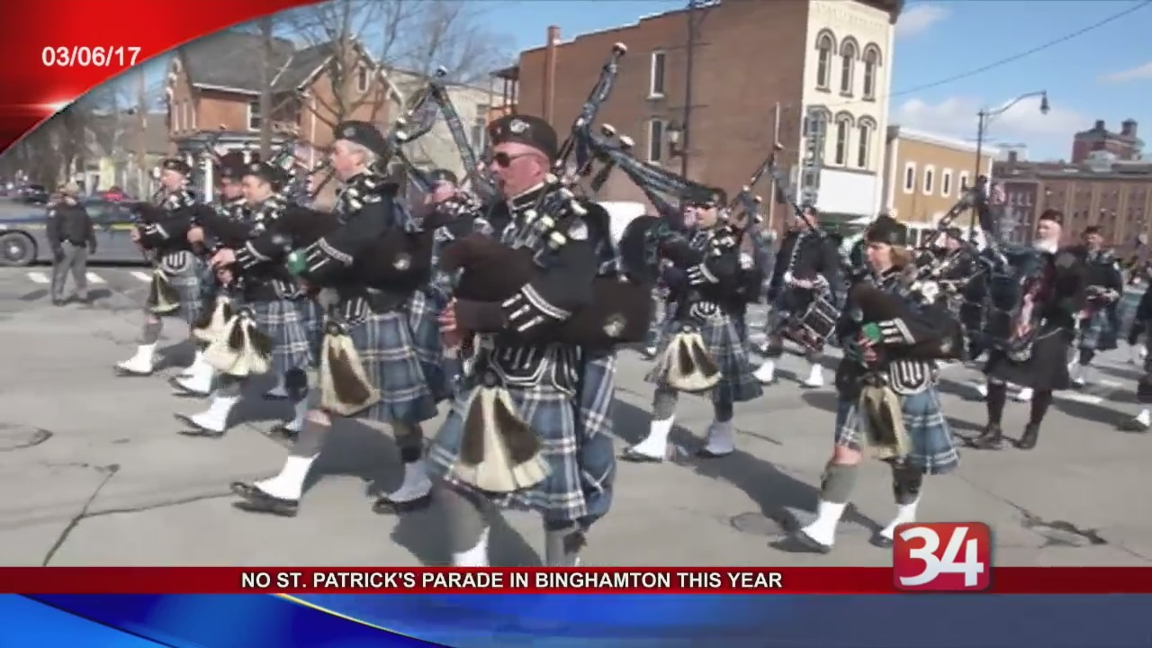 No. 5 Restaurant Binghamton Ny 2021 Christmas Party St Patrick S Parade Canceled For 2021 Wivt Newschannel 34