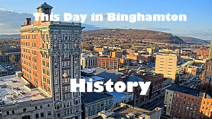 This Day in Binghamton History: Bing goes dry