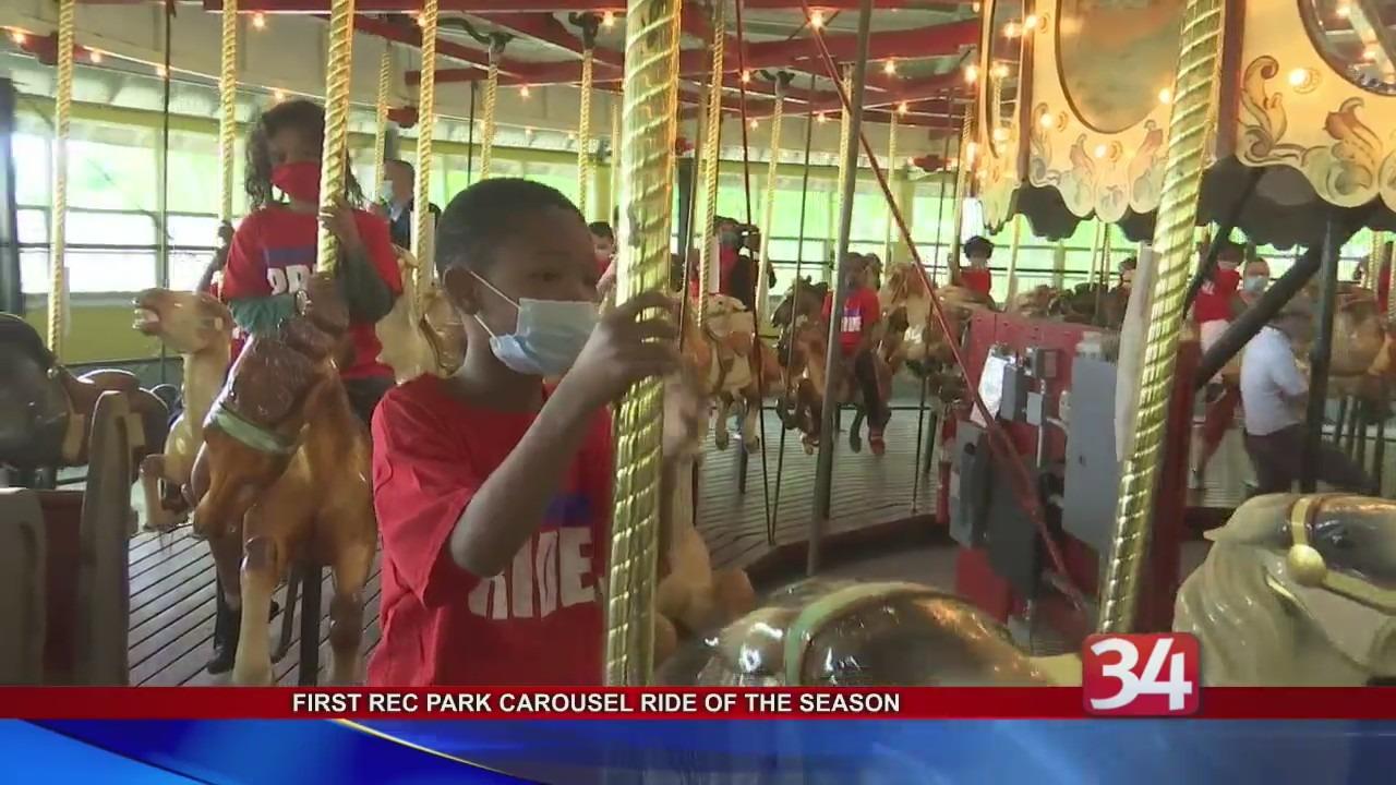 Christmas Carousel Recreation 2021 Uz5xagkxpp7i1m